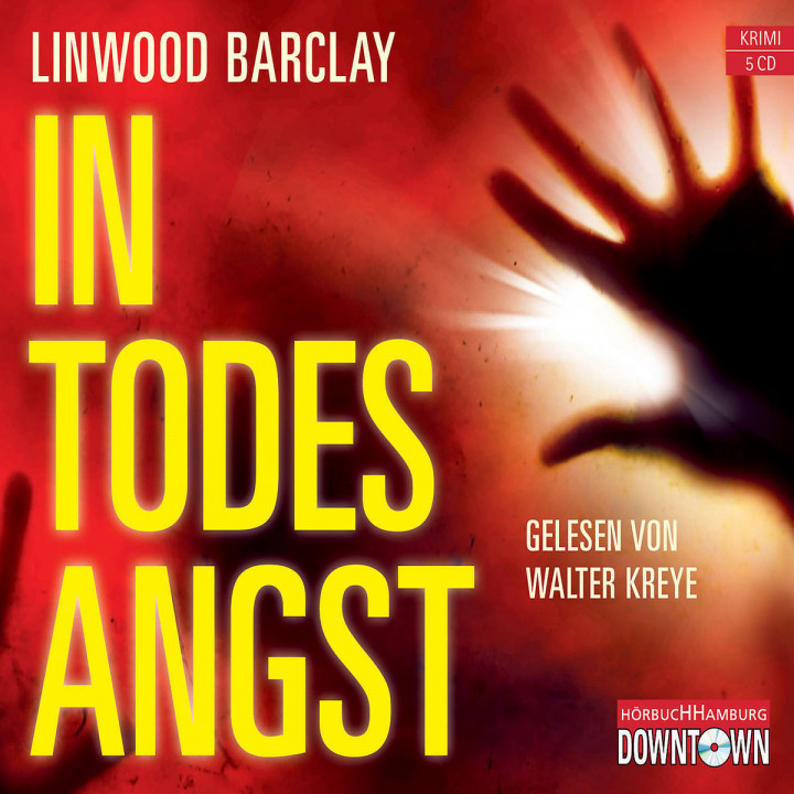 Linwood Barclay: In Todesangst: Kreye, Walter
