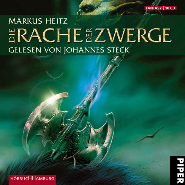 Markus Heitz: Die Rache der Zwerge: Steck, Johannes