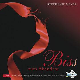 Stephenie Meyer, Bis(s) zum Abendrot (ungekürzte Lesung), 09783867420778