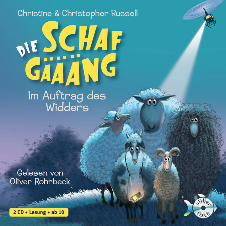 C. Russell: Die Schafgäääng-Im Auftrag d. Widders: Rohrbeck, Oliver