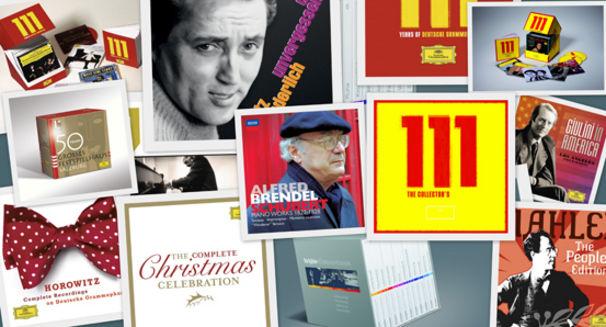 Die besten Klassik CD-Boxen
