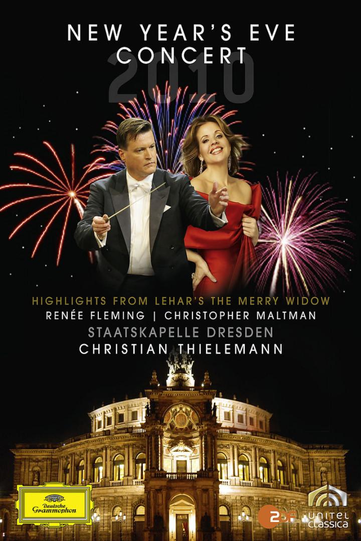 New Year's Eve Concert 2010 (Dresden): Fleming,R./Thielemann,Chr./Staatskapelle Dresden