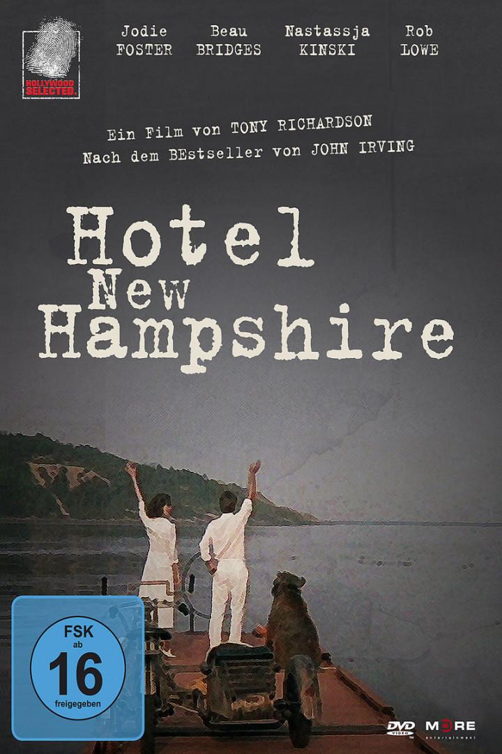 Hotel New Hampshire: Foster,Jodie/Kinski,Nastassja/Lowe,Rob