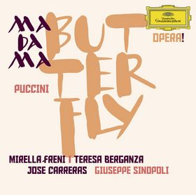Opera!, Giacomo Puccini: Madama Butterfly (GA), 00028947791287
