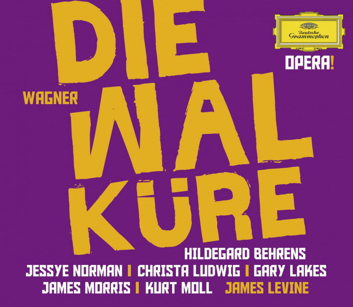 Richard Wagner: Die Walküre (GA)