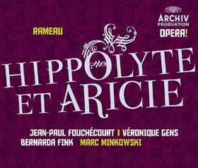 Opera!, Jean-Philippe Rameau: Hippolyte et Aricie (GA), 00028947793939