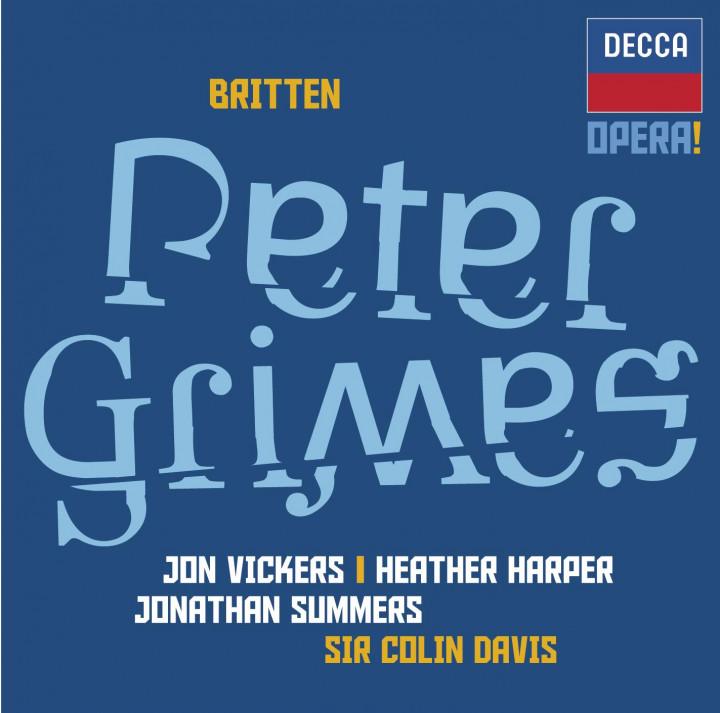 Benjamin Britten: Peter Grimes (GA)