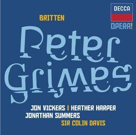 Opera!, Benjamin Britten: Peter Grimes (GA), 00028947826699