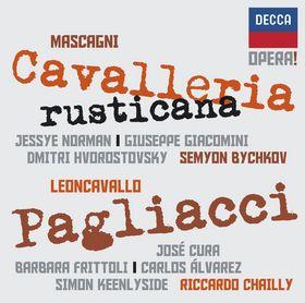 Opera!, Mascagni: Cavalleria Rusticana (GA) & Leoncavallo: Pagliacci (GA), 00028947826729