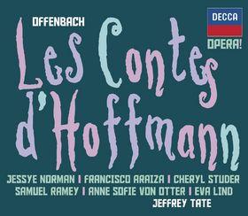 Opera!, Jacques Offenbach: Les Contes d'Hoffmann (GA), 00028947826750