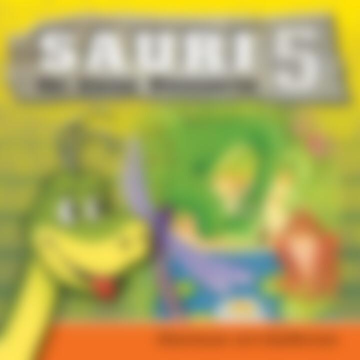 05: Abenteuer am Libellensee: Sauri