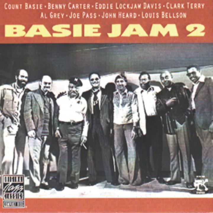 Basie Jam 2: Basie,Count
