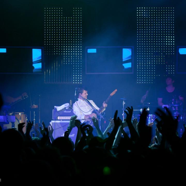 White Lies live @ Jump (Leipzig) 9