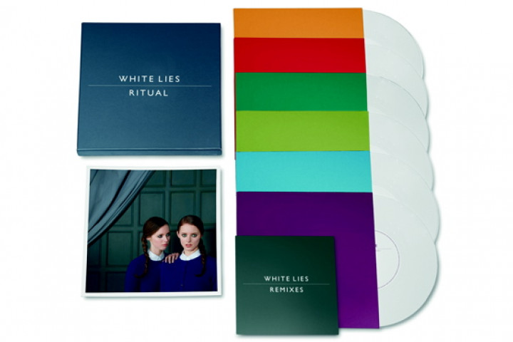 """7"""" boxset White Lies"""