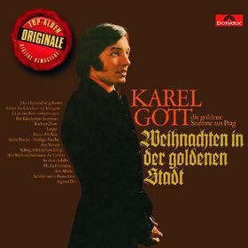 Karel Gott, Weihnachten in der goldenen Stadt (Originale), 00602527461038