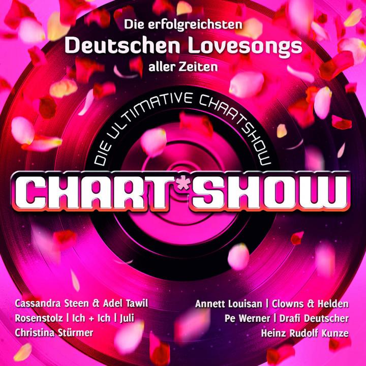Die ultimative Chartshow - Deutsche Lovesongs