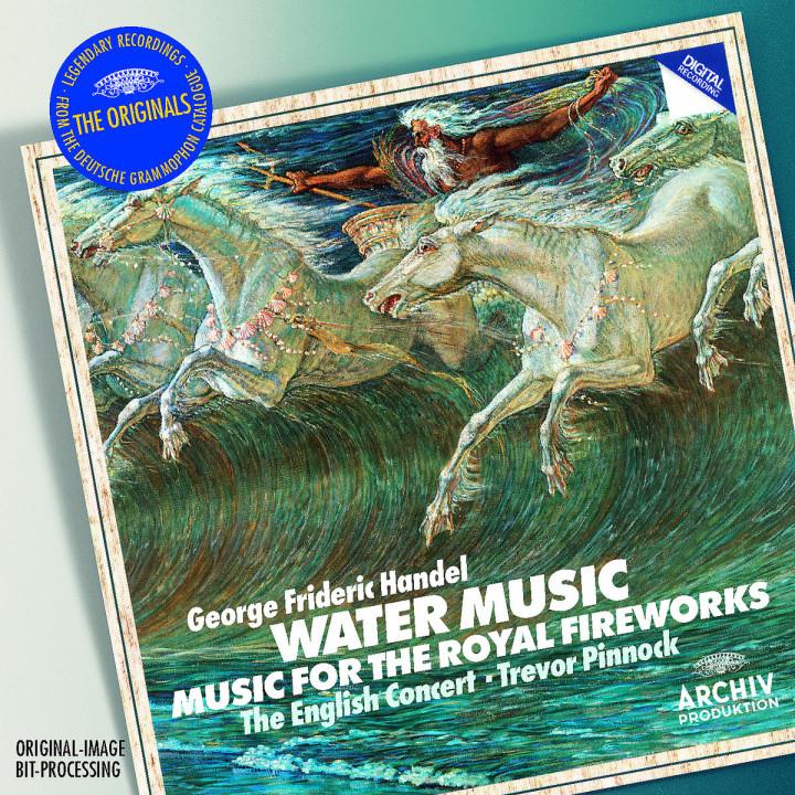 Handel: Water Music & Fireworks Music