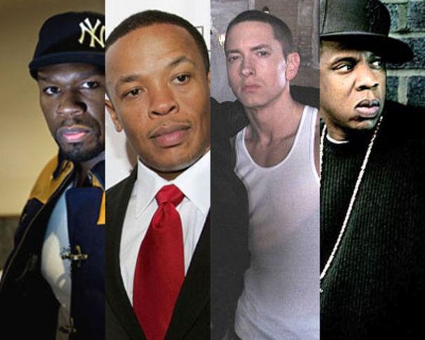 Eminem, Neue Eminem, Dr. Dre, 50 & Jay-Z Kollabo - Jetzt hören!