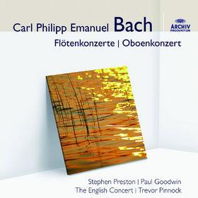 Audior, C.Ph.E. Bach: Flöten/Oboenkonzerte, 00028948024360