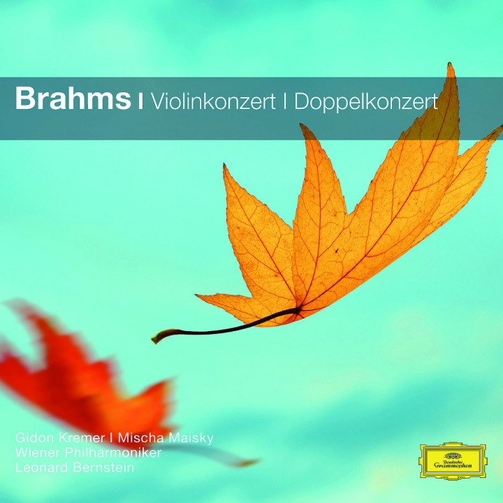 Violinkonzert Op.77/Doppelkonzert Op.102 (CC): Kremer/Maisky/Bernstein/WP