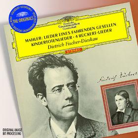 Dietrich Fischer-Dieskau, Mahler: Lieder eines fahrenden Gesellen; Kindertotenlieder; 4 Rückert-Lieder, 00028947793755