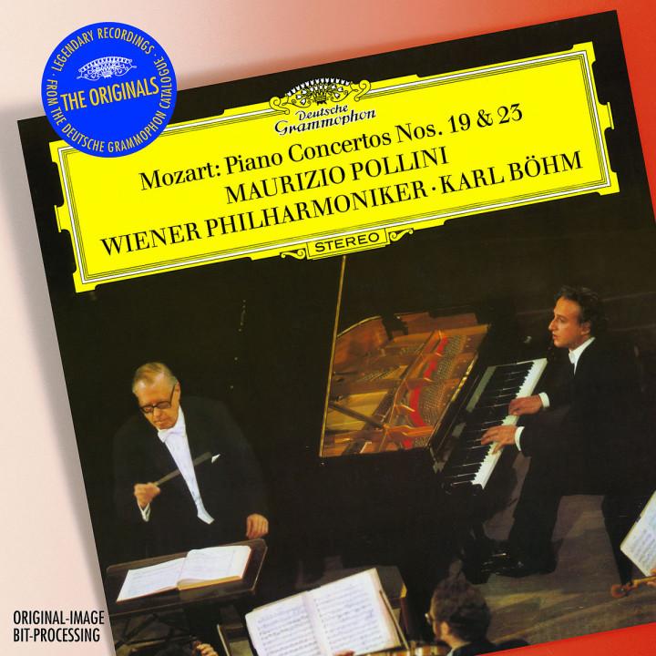 Mozart: Piano Concertos Nos.19, K.459 & 23, K.488