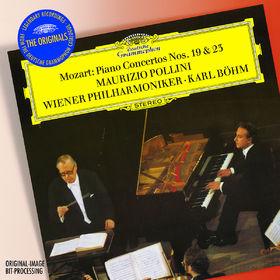 Maurizio Pollini, Mozart: Piano Concertos Nos.19, K.459 & 23, K.488, 00028947793762