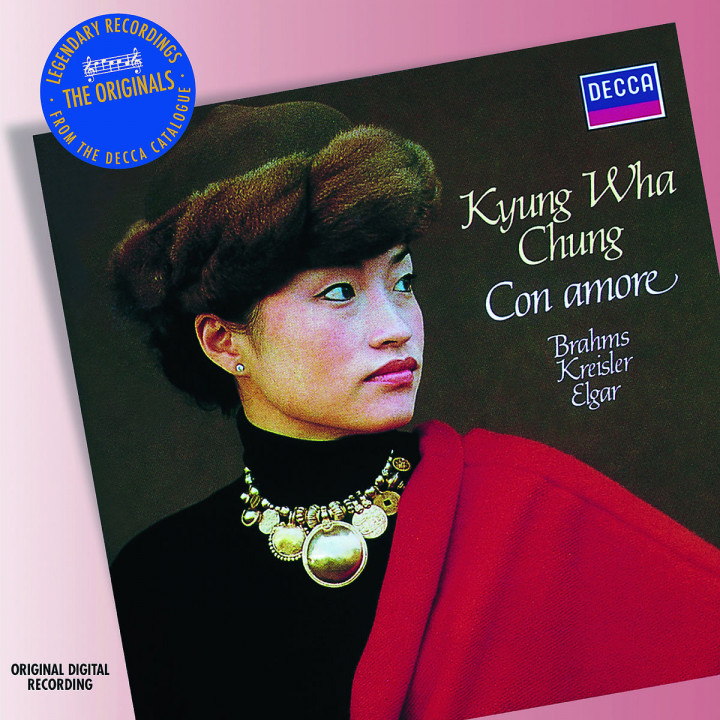 Con amore: Chung,Kyung-Wha/Moll,Phillip