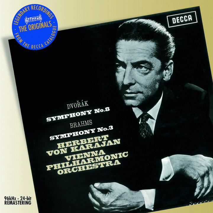 Sinfonie 3/Sinfonie 8: Karajan,H.v./WP