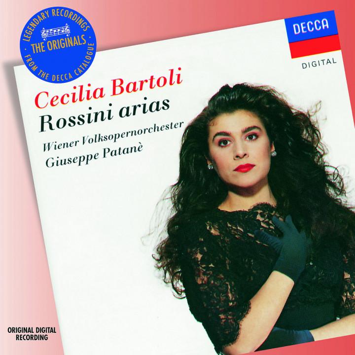 Arias: Bartoli,C./Wiener Volksopernorchester/Patane,G.