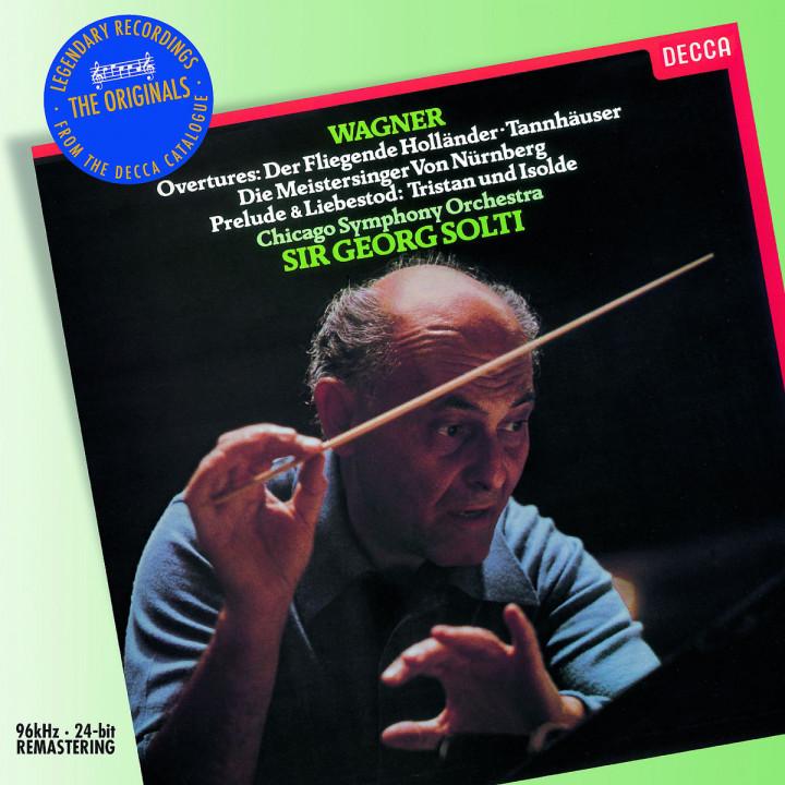Ouvertüren und Präludien: Solti,Georg/Chicago Symphony Orchestra