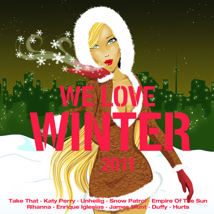 We Love Winter 2011: Various Artists