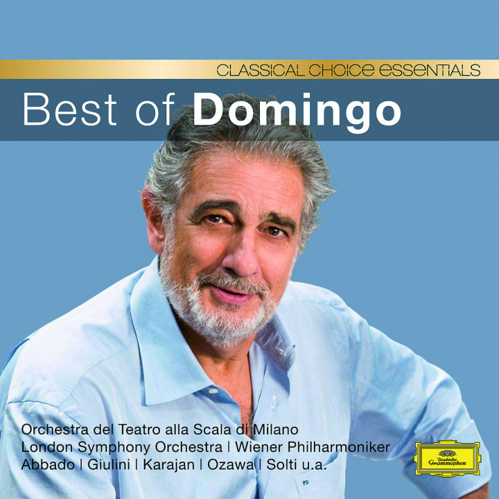 Best Of Domingo : Domingo,Placido