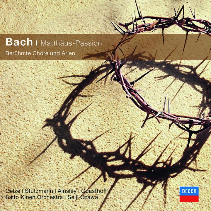 Matthäus-Passion (CC): Ozawa,Seiji/Saito Kinen Orch.