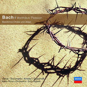 Classical Choice, Johann Sebastian Bach: Matthäus-Passion, 00028948047475