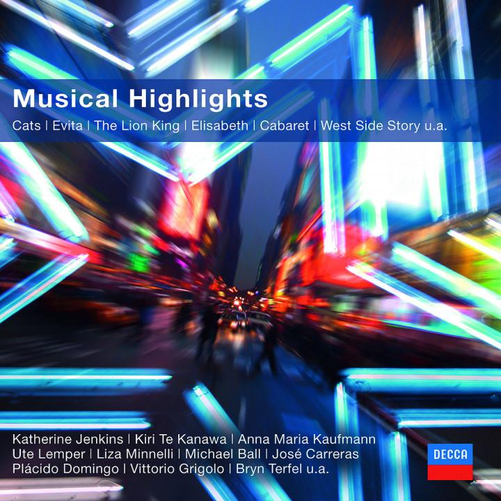 Musical Highlights (CC): Domingo/Grigolo/Lemper/Terfel/+