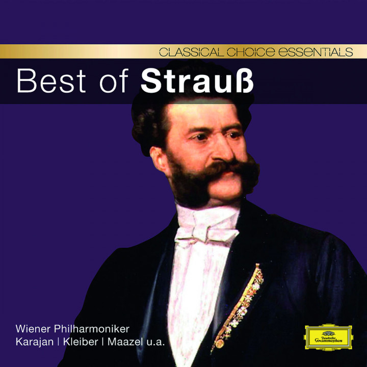 Best Of Strauss (CC): Various