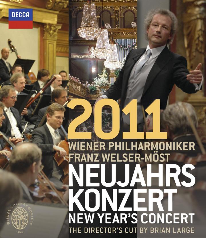 New Year's Concert 2011: Wiener Philharmoniker & Franz Welser-Möst