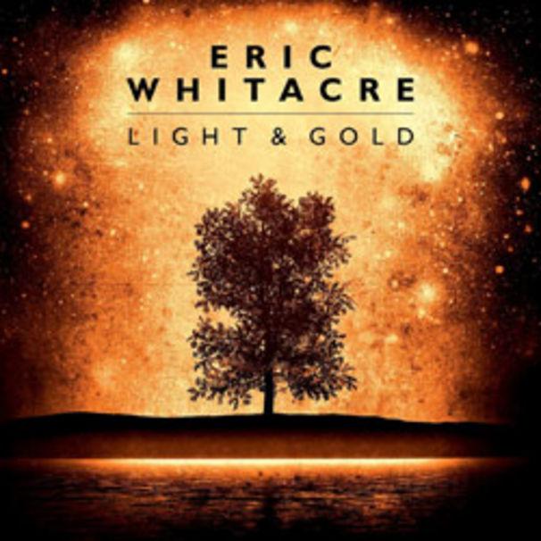 Eric Whitacre, Jetzt ein handsigniertes Exemplar von Eric Whitacre's Album Light & Gold sichern!