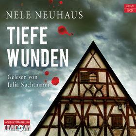 Nele Neuhaus, Tiefe Wunden, 09783869090627
