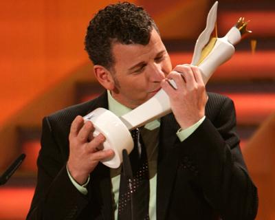 Semino Rossi, Zum dritten Mal mit der Krone der Volksmusik ausgezeichnet