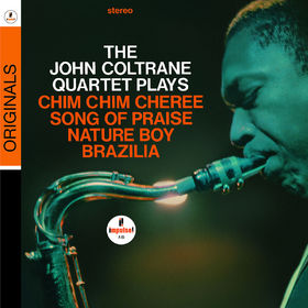 John Coltrane, The John Coltrane Quartet Plays, 00602517920323