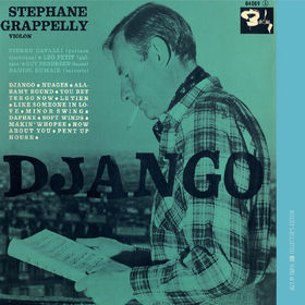 Jazz in Paris Collector's Edition, Django, 00602527523002