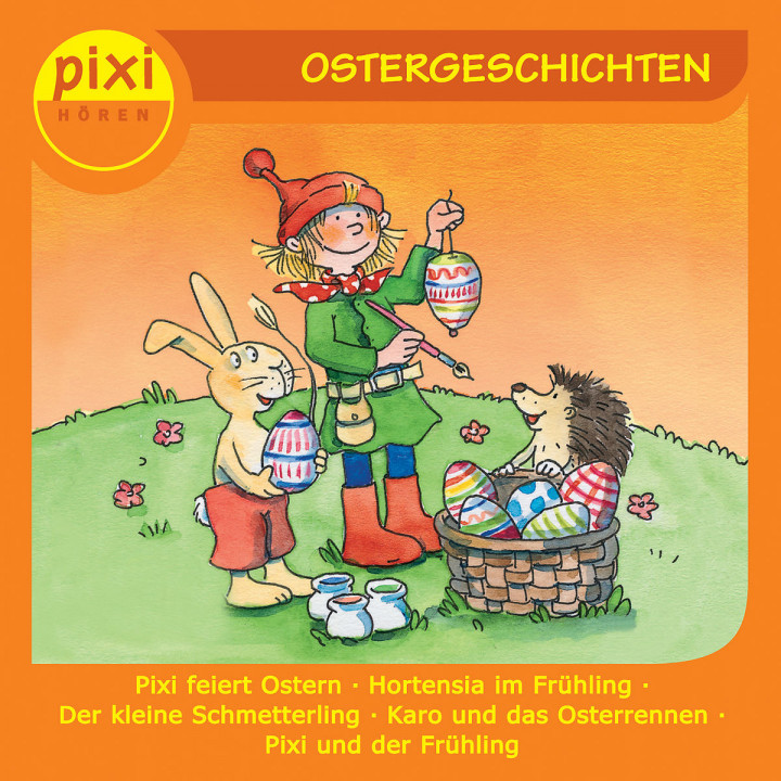 Pixi hören: Ostergeschichten: Pixi hören