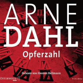 Alexander Simon, Arne Dahl: Opferzahl, 09783869520766