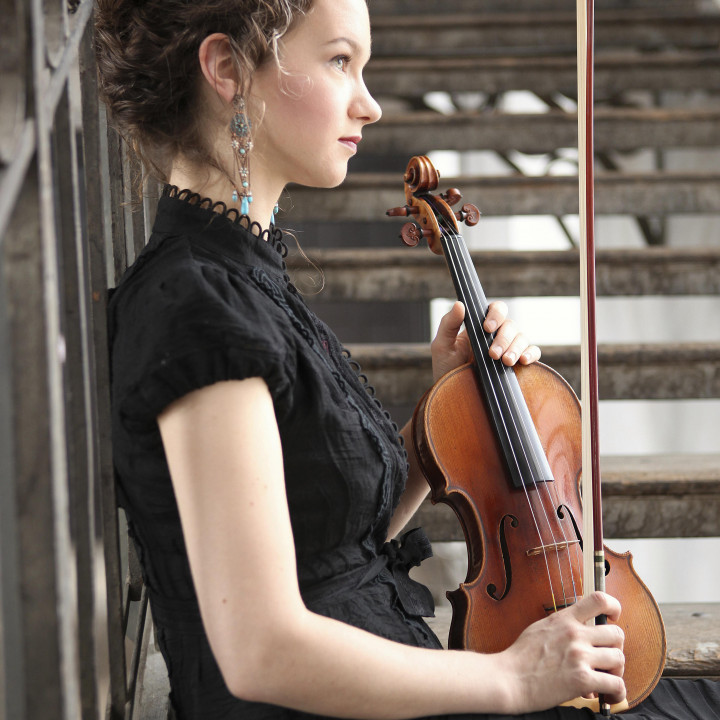 Hilary Hahn © Peter Miller