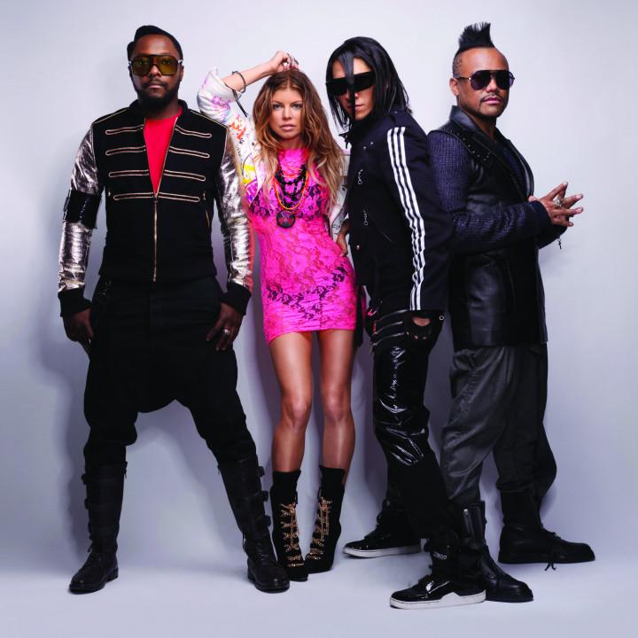 Black Eyed Peas Pressebild