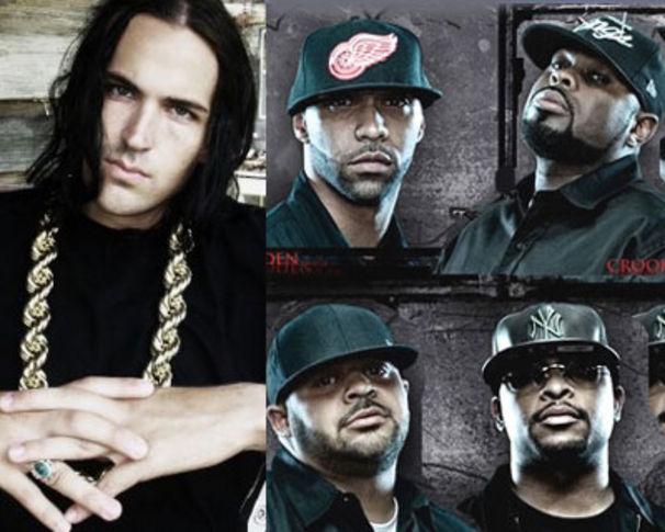 Eminem, Eminem signt Slaughterhouse und Yelawolf