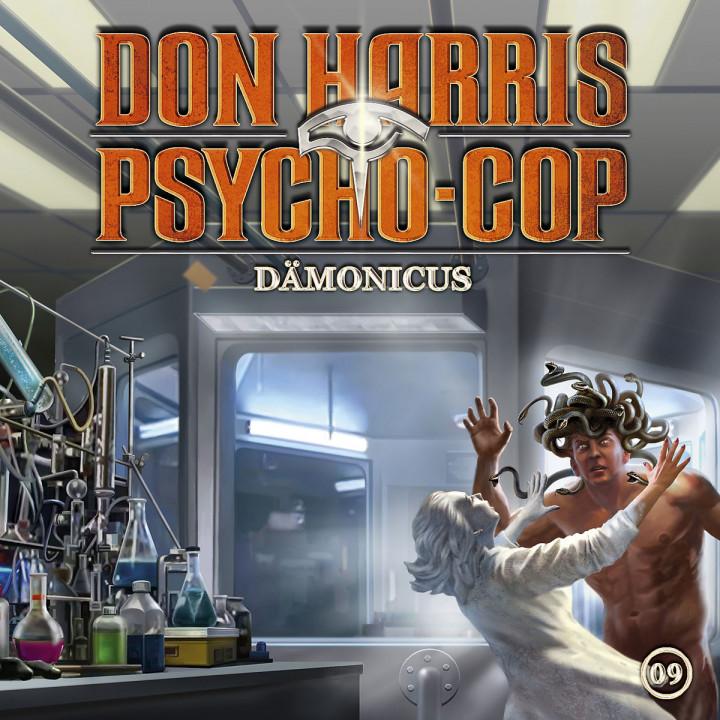 09: Dämonicus: Don Harris - Psycho Cop