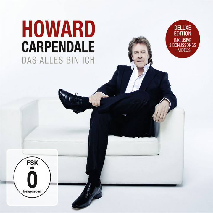 Das alles bin ich: Carpendale, Howard